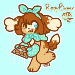 Puppy Baker - OTA Adopt - CLOSED