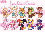 Lil Dudes Adopts - CLOSED