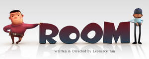Room - 3D animated poster
