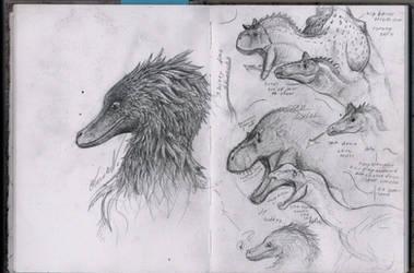 -Keep on sketching- by BackOcean