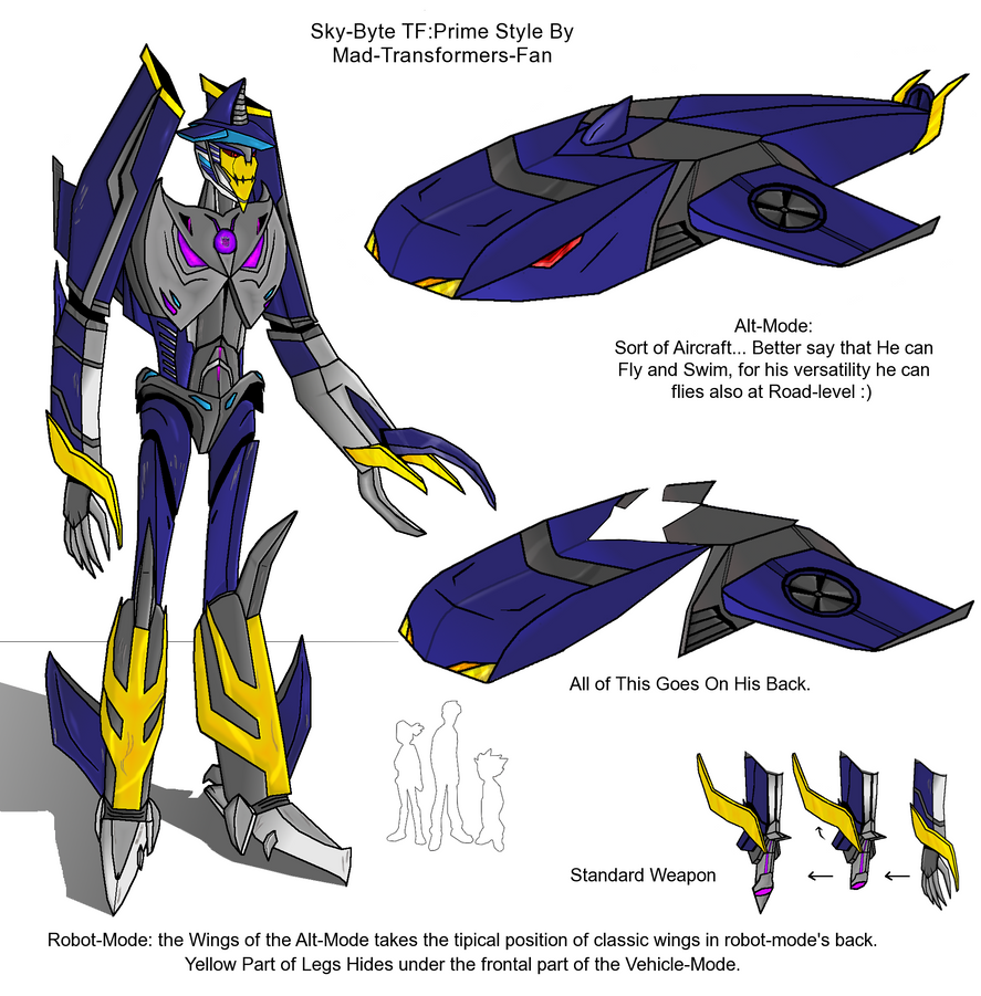 Sky-Byte TF:P Style sheet by Mad-Transformers-Fan