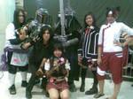 cosplay at Robmall