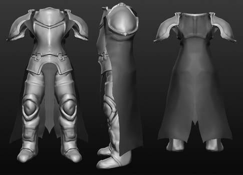 Armor set W.I.P