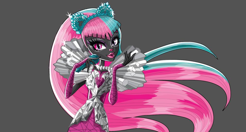 Catty Noir - Monster High by AzZzAeLL on DeviantArt
