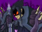 Drakath the chaos evil prince
