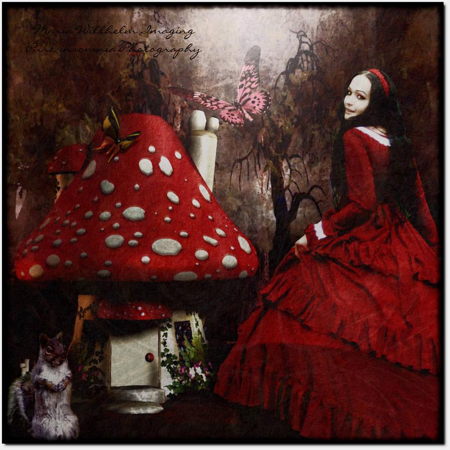 Scarlet's Fantastical Dream