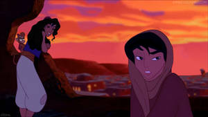 Disney Genderbend ~ Aladdin and Jasmine by xReima