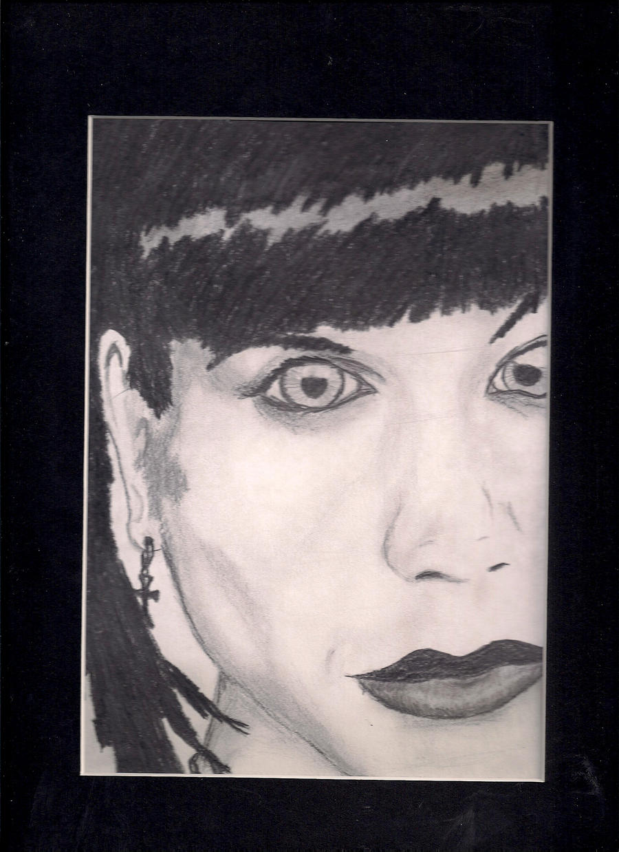 Abby Sciuto Portrait by