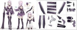 Streas Sword from Sword Art Online