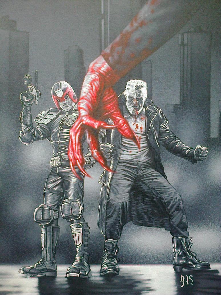 Mega Sin City II. by BlackLabelArt