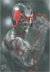 Mega Sin City III Scan. by BlackLabelArt