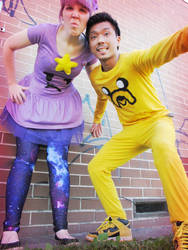 LSP and Jake by princesschuchi