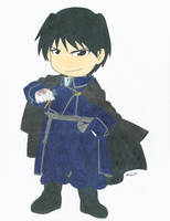 Roy Mustang by Autumn-Maple