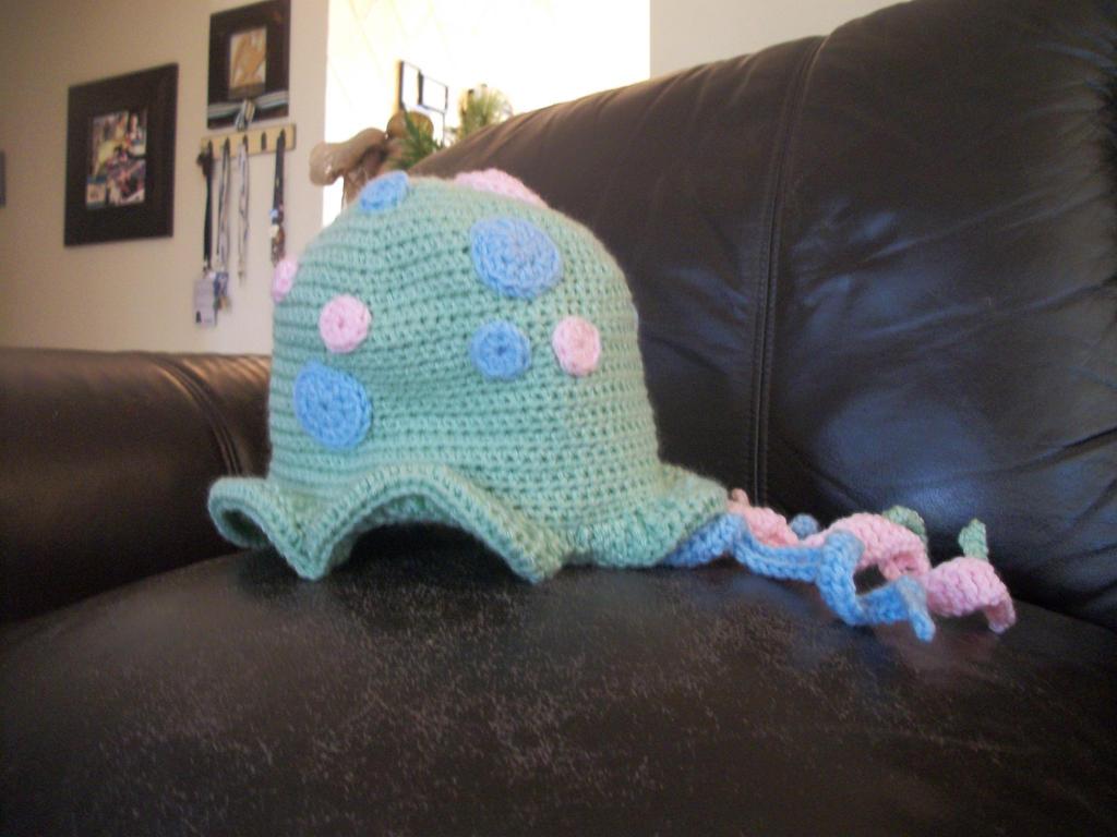 Jellyfish Beanie
