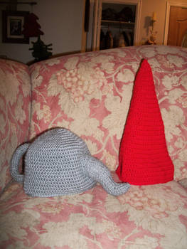 Wirt and Greg's Hats(Over the Garden Wall)