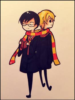 Hogwarts Host Club