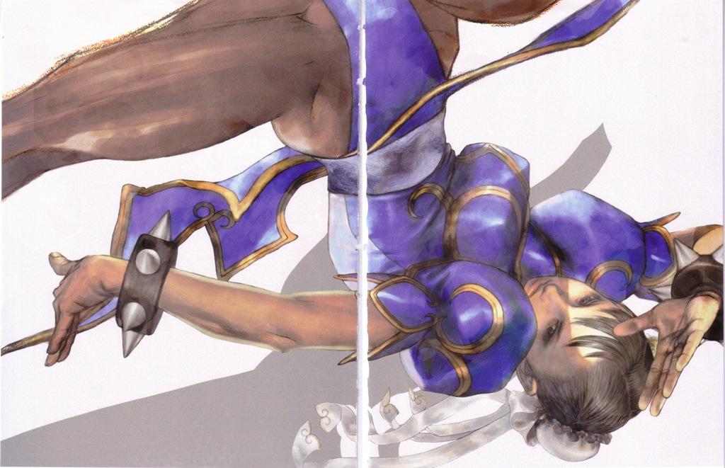 Chun Li - AG by Rhykross