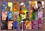 Collage - Street Fighter III Strike