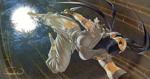 Ibuki special Image SFV by Rhykross