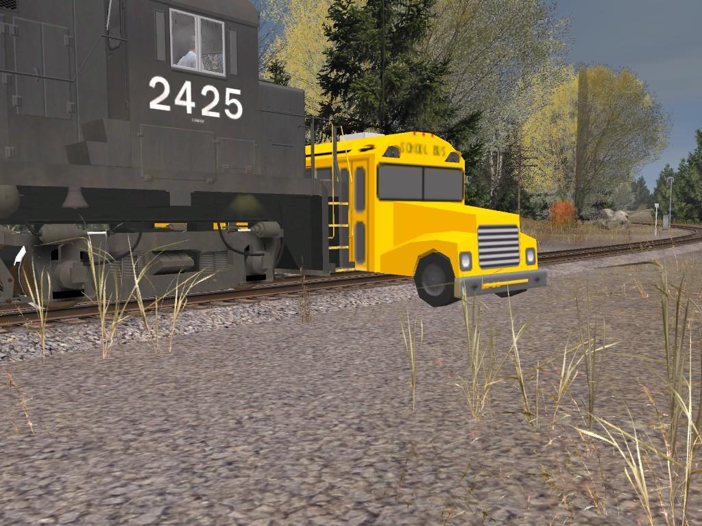 Trainz Wrecks 29 Congers Ny Bus Vs Train Crash By Oregonrailfan On Deviantart