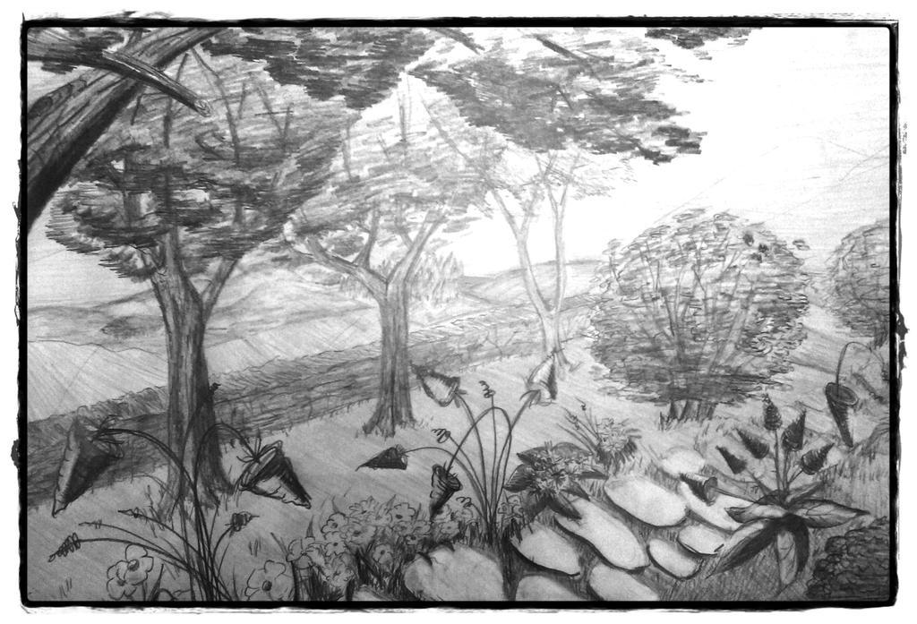 Garden 2 by Szelia