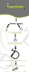 Shawky Designs | Logo Steps by shawky-designs