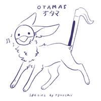 OTAMAS !! by kyuochii