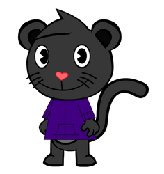 [GIFT] Billy the Panther