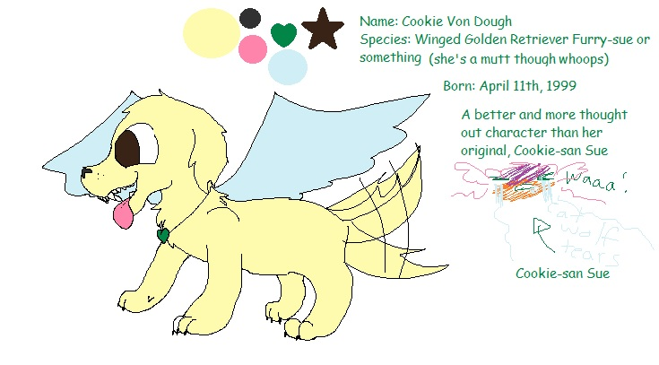 Another Cookie Reference sheet buuut by Pokemusic