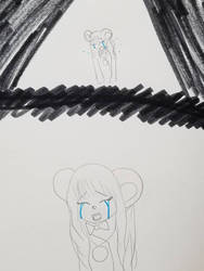 Secret ToonTown comic (Minty Happyclub crying)