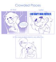 Crowded Places by SmokyJack