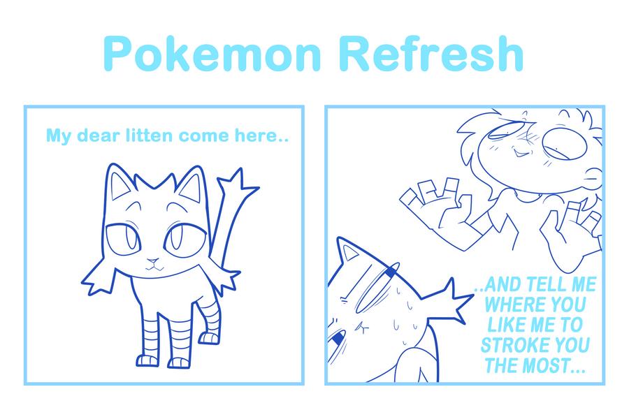Pokemon Refresh by SmokyJack