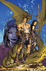 Vagrant Story Color by vaiox