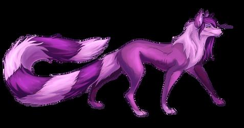 Glimmering doggo