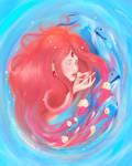 Fan art from Studio Ghibli