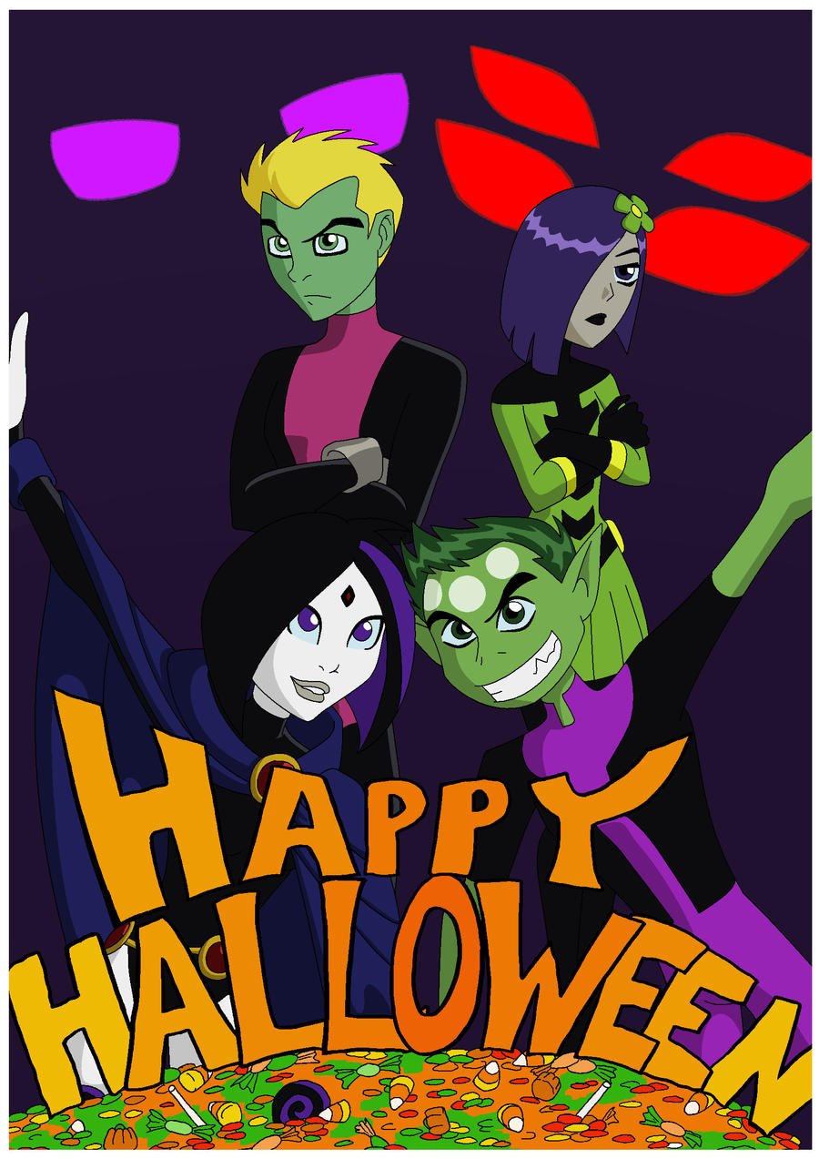 Happy Halloween 2010 by Hiniha