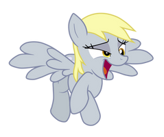 Derpy - buena cara by RED-FLAREON