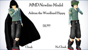MMD DL Now Up - Adrian