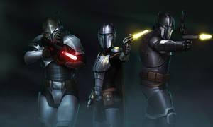 Mandalorians, Kranak Squad