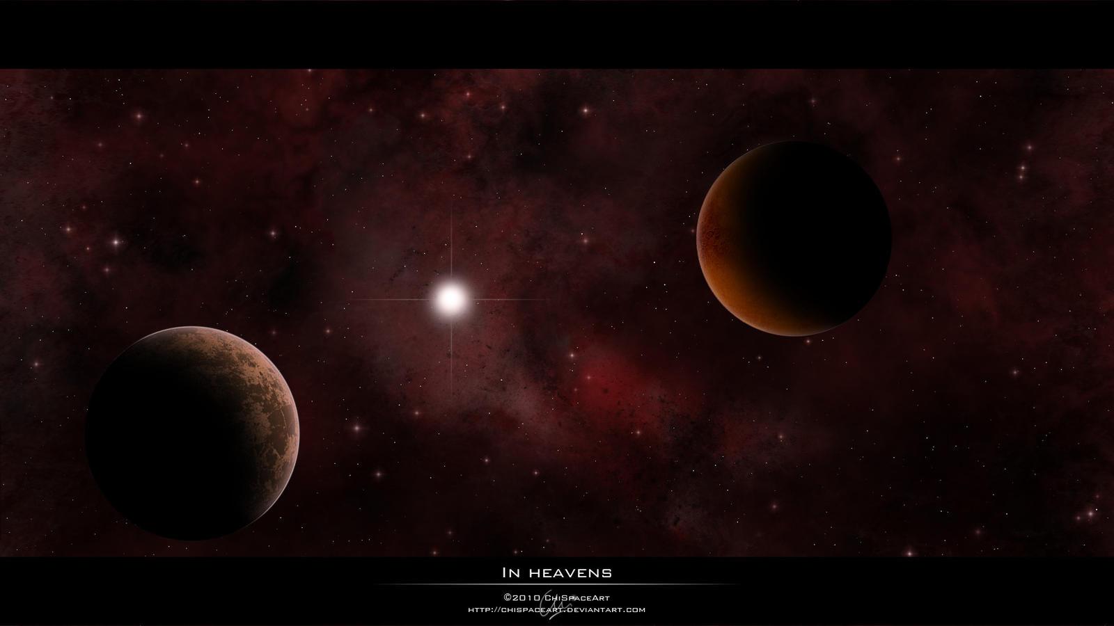 In Heavens by tommyvanklies