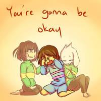 You're gonna be okay by Rayreid
