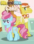 Mr. and Mrs. Cake