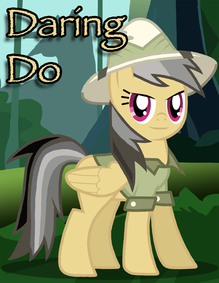 Daring Do by Xain-Russell