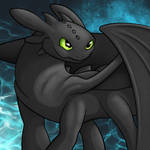 Toothless by Xain-Russell