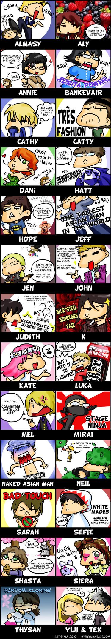 Yiji's LJ Meme by Yiji