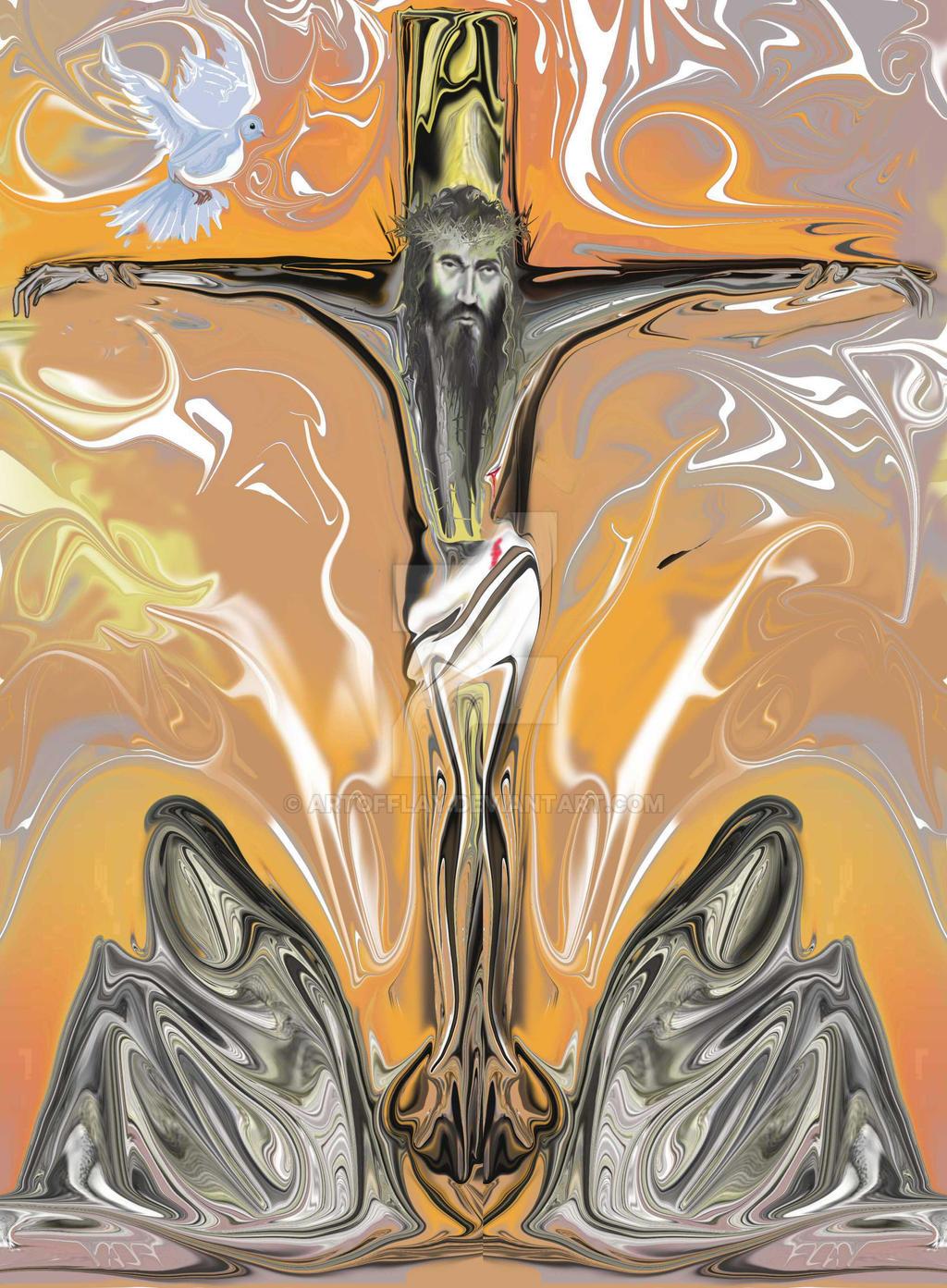 Divine Wisdom by artofflay