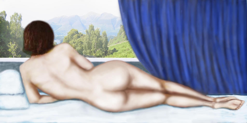 nude by artofflay
