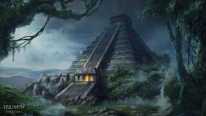 Temple preloader
