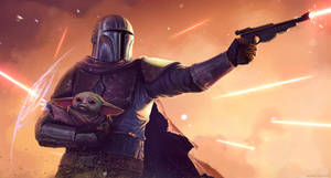 Mandalorian and the Child