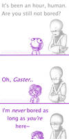 Was That A Flirt Or What by NikkiPikkiPencils
